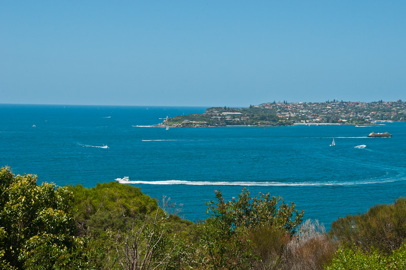 South Head from Grotto Point