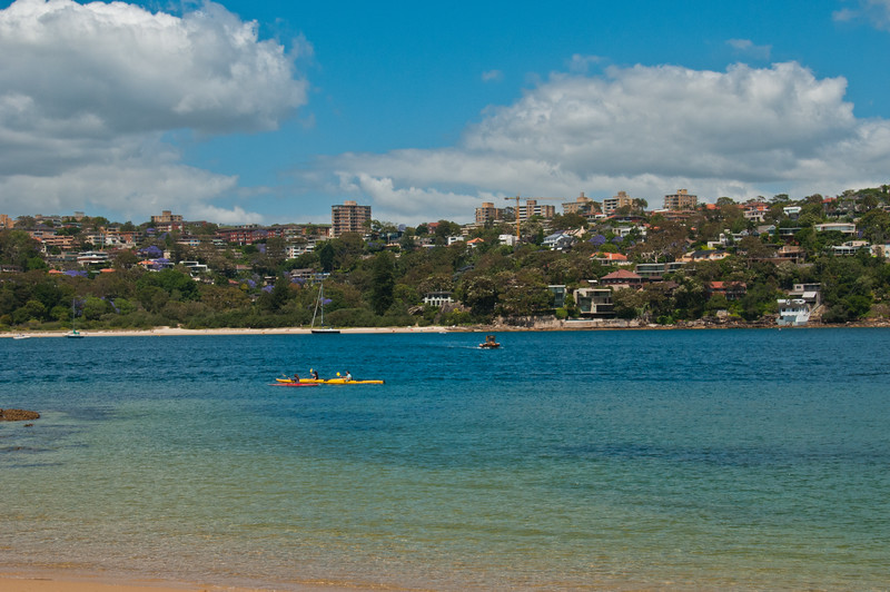 Sydney Harbour at Clontarf