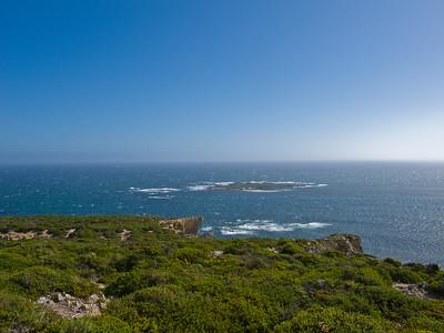 Clifftop views, D'Entrecasteaux National Park