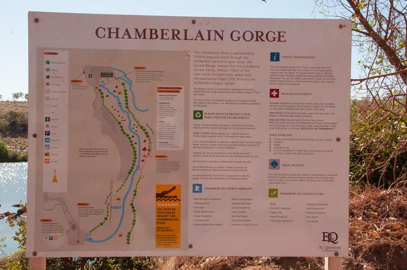 Chamberlain Gorge-1