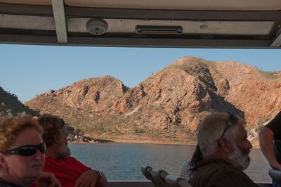 Lake Argyle Boat Trip