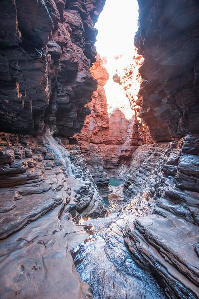 Hancock Gorge