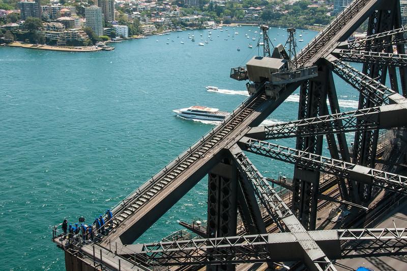 Around Sydney Harbour