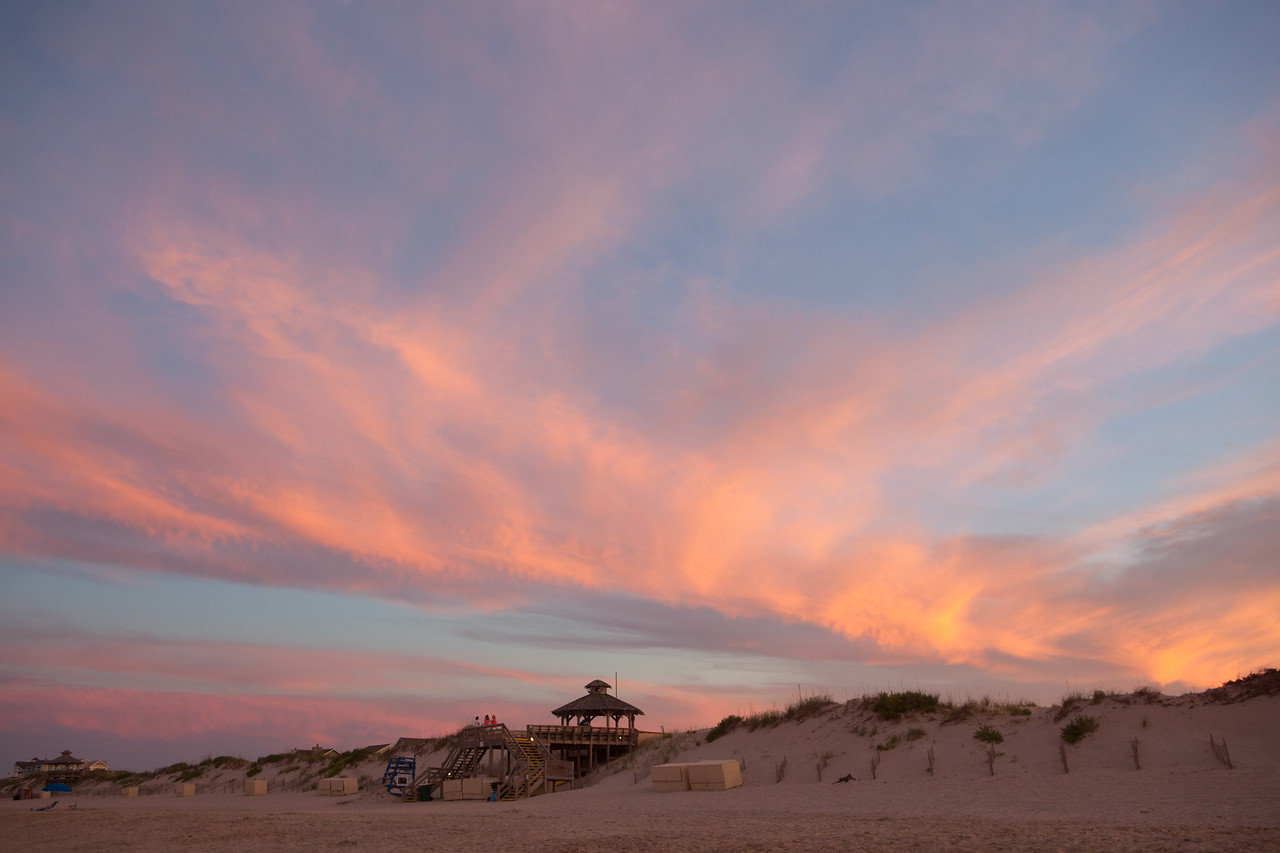 Outer Banks sunset