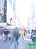 0617 - Times Sq 10 28 01 sunset, ghosts