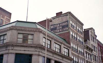 Downtown Cincinnati  Nikon S2