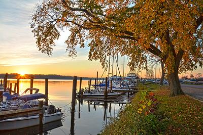 Belle Haven Marina, Virginia