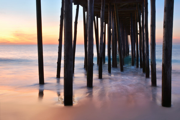 Ocean City Pier, Maryland