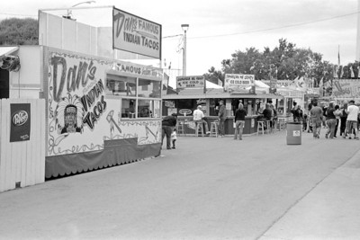 Fair food at the Oklahoma State Fair  Kiev IIa