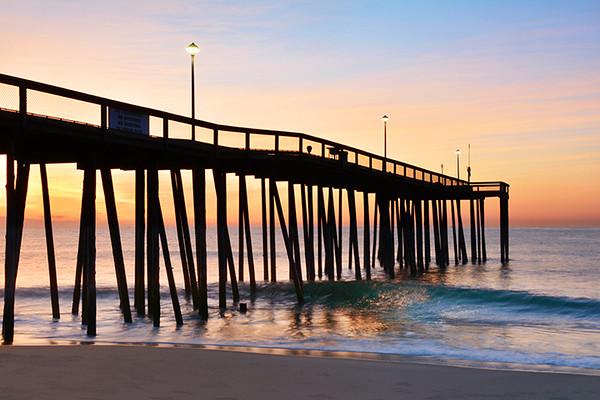 Ocean City Pier, Maryland