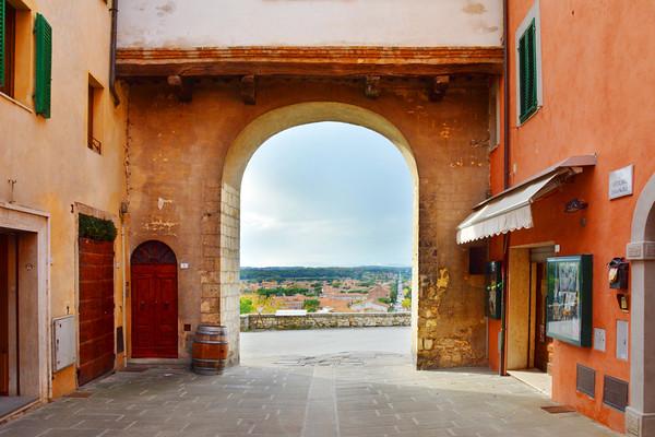 Castigliond del Lago, Perugia, Umbria, Italy