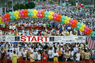 May 7,2004 Corporate Run.