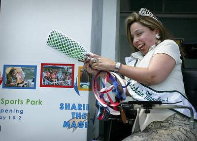 Grand Opening of Shake A Leg Miami April 23,2004.