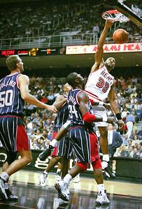 Alonzo Miami Heat 1992N#3