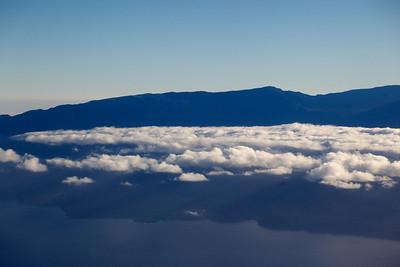 MAUI Road and Sky