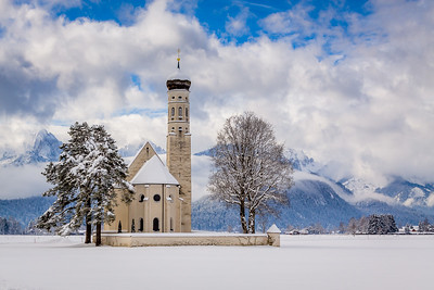 St. Coloman church / Schwangau, Germany