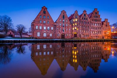 Salzspeicher / Lübeck, Germany