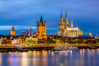 Schäl Sick Pano / Cologne, Germany