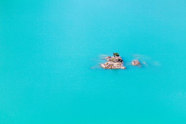 Island In The Phosphate