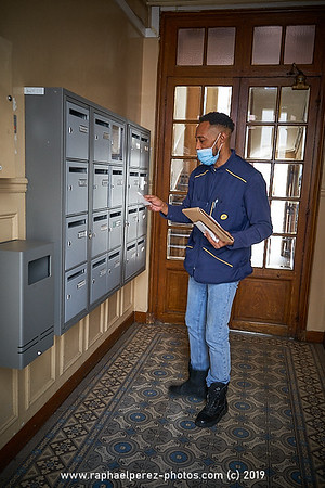Postman Cedric