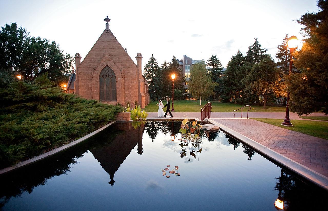 Denver University Chapel
