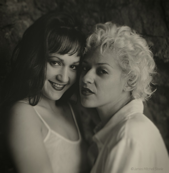 Audrey & Lissa