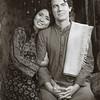 Paul & Alma - Wedding Portrait