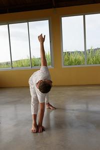 Cours de Hatha Yoga à Sainte-Suzanne