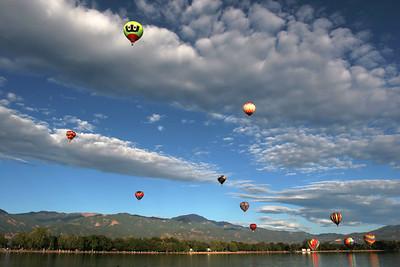 Colorado Springs balloon festival