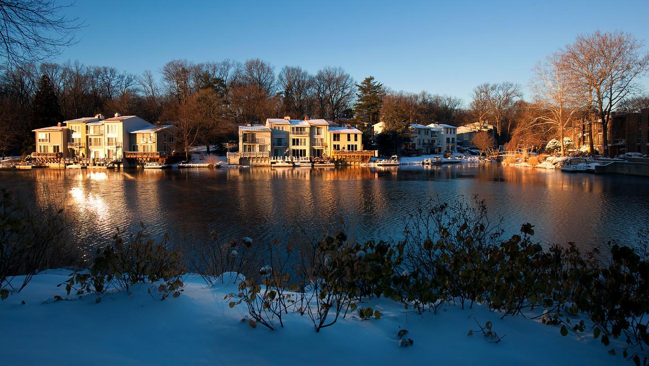 Snowy Lake Anne