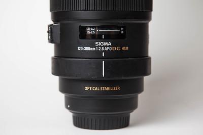 Sigma 120-300 2.8 OS-014