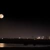 319/366 Obligatory Super Moon over Sacramento