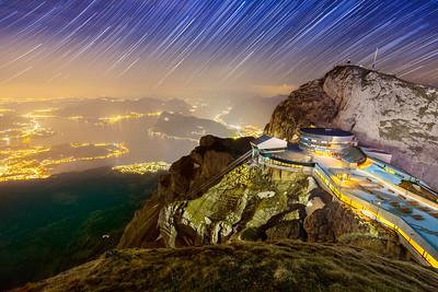 Rise of the stars / Lucerne, Switzerland
