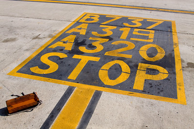 STOP / Malpensa airport, Italy
