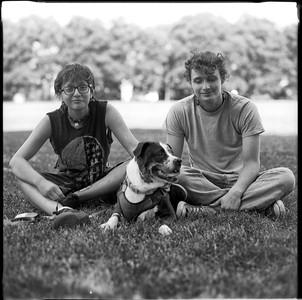 Madison + Zooey + Bruce (Jefferson Park)
