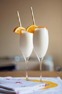 Milkshake cocktails