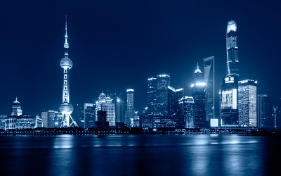 The Bund / Shanghai, China