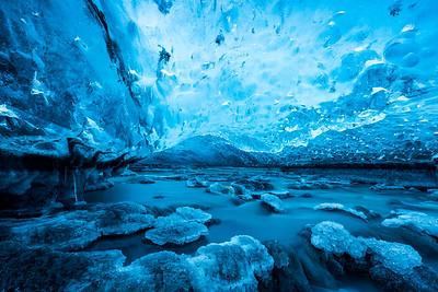 Melting / Jökulsárlón, Iceland