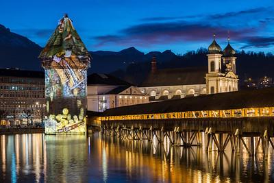 Oktogon / Lucerne, Switzerland