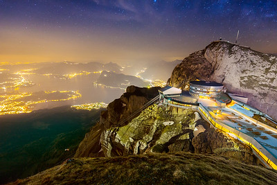 Majestic Pilatus / Lucerne, Switzerland
