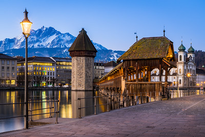 The early bird / Lucerne, Switzerland