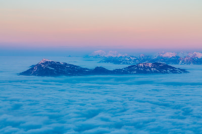 Mount Rigi / Lucerne, Switzerland