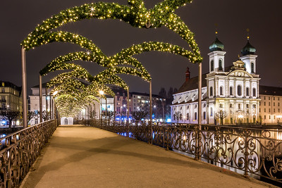 Christmas time / Lucerne, Switzerland