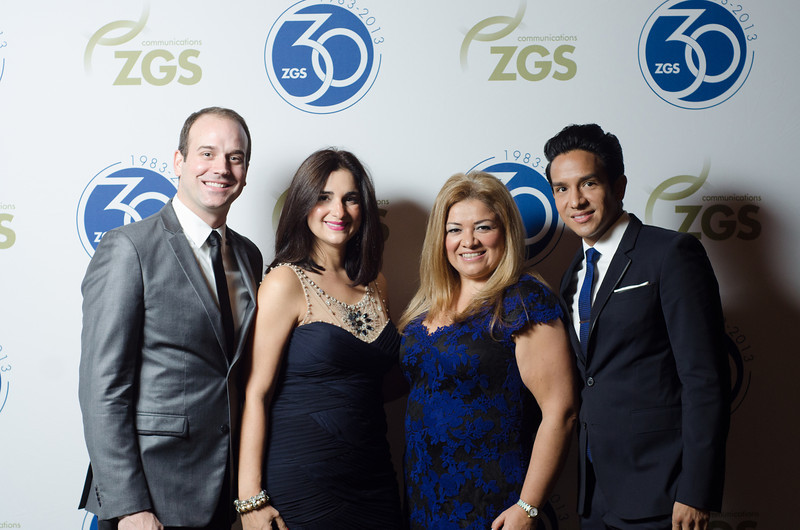 Corporate Event, ZGS Communications