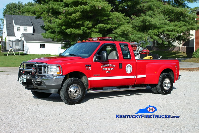 <center> Ferguson  Brush 35 <br> 2004 Ford F-350 4x4/FD 250/200 <br> Kent Parrish photo </center>