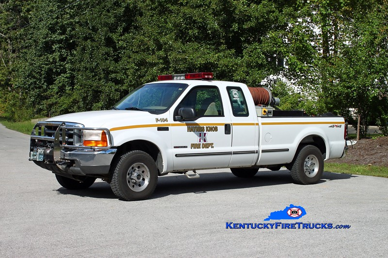<center> Haynes Knob Brush 104 <br> 1998 Ford F-250 4x4/FD 250/200 <br> Kent Parrish photo </center>