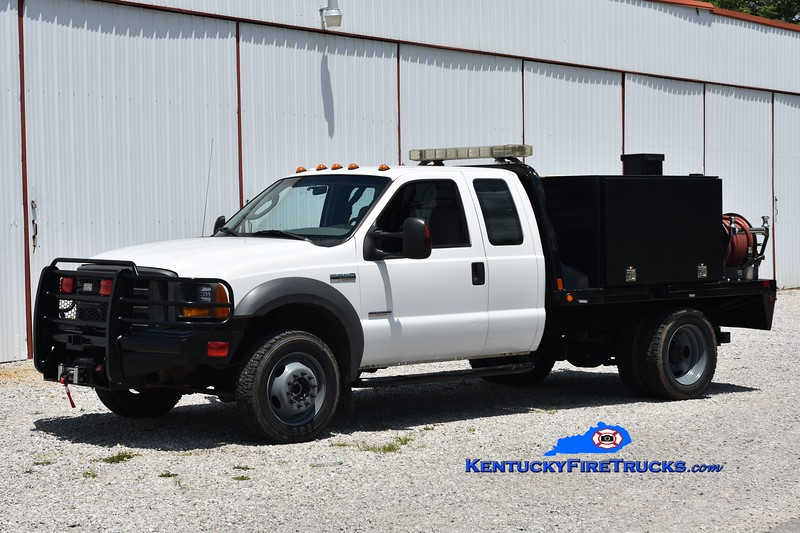 Nancy Brush 248<br /> 2005 Ford F-550 4x4FD 250/500<br /> Greg Stapleton photo