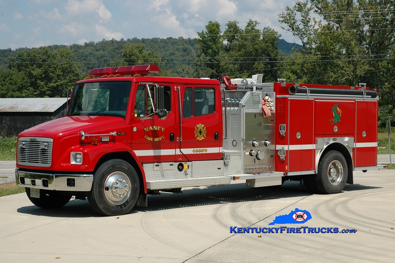 <center> Nancy  Engine 247 <br> 2003 Freightliner FL80/E-One 1250/1000 <br> Greg Stapleton photo </center>