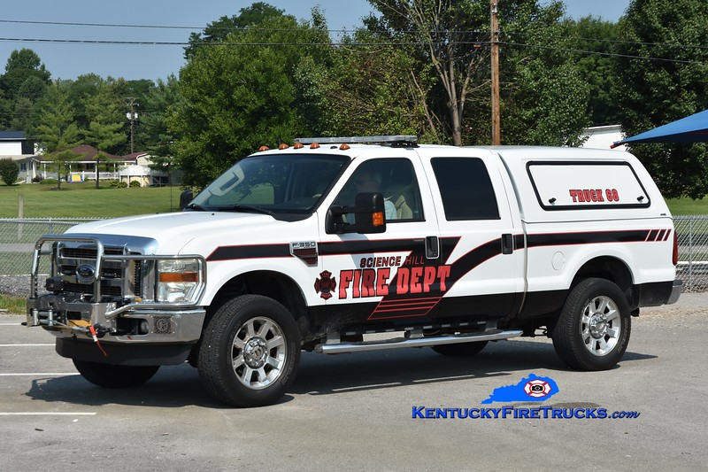 Science Hill Truck 68<br /> 2008 Ford F-350 4x4<br /> Greg Stapleton photo