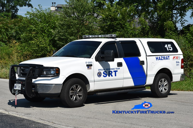 Somerset-Pulaski County Special Response Team  Unit 15<br /> 2007 Ford F-150/SRT   <br /> Greg Stapleton photo